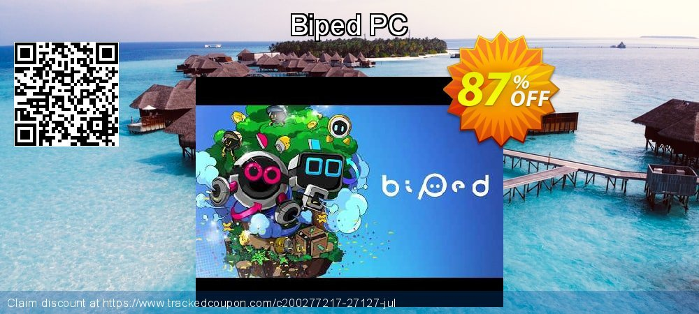 Biped PC coupon on University Student deals sales