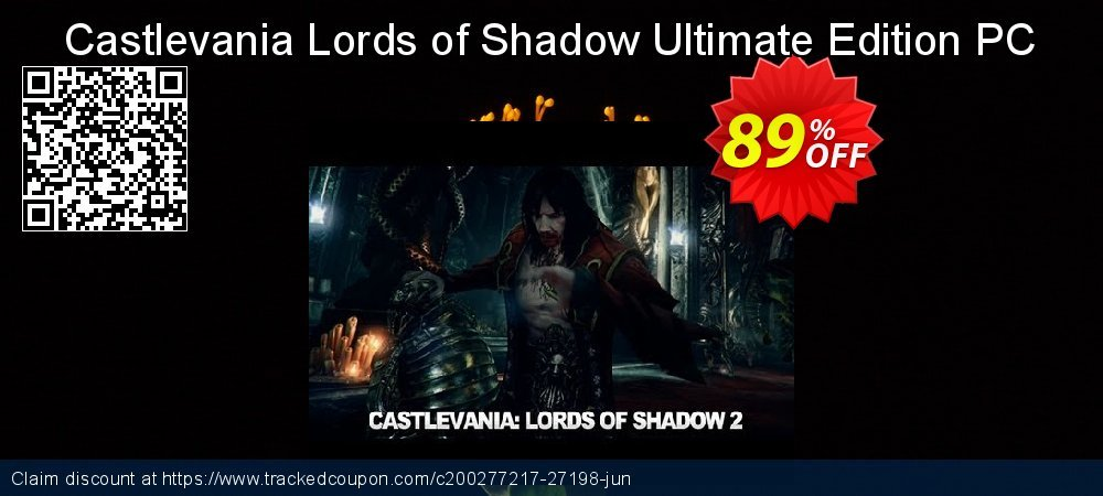 Get 86% OFF Castlevania Lords of Shadow Ultimate Edition PC offering sales