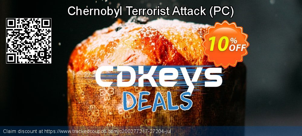 Chernobyl Terrorist Attack - PC  coupon on New Year super sale
