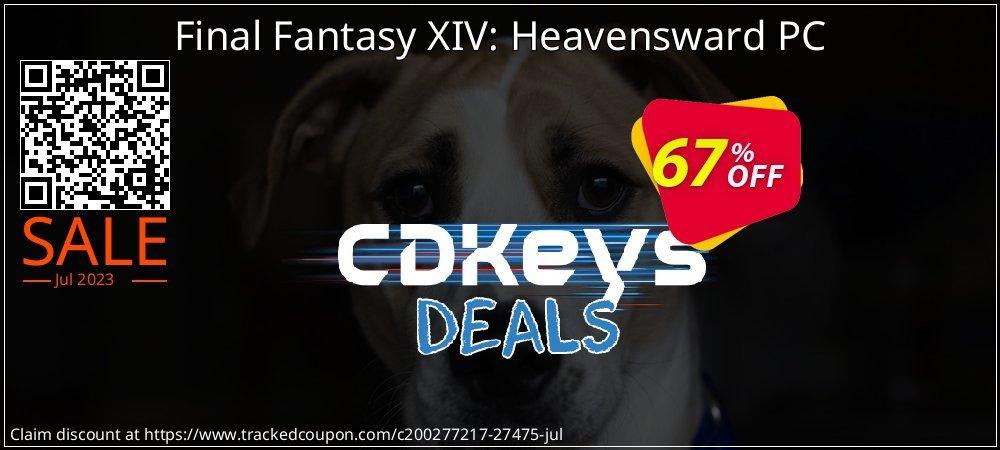 Get 67% OFF Final Fantasy XIV: Heavensward PC offering sales