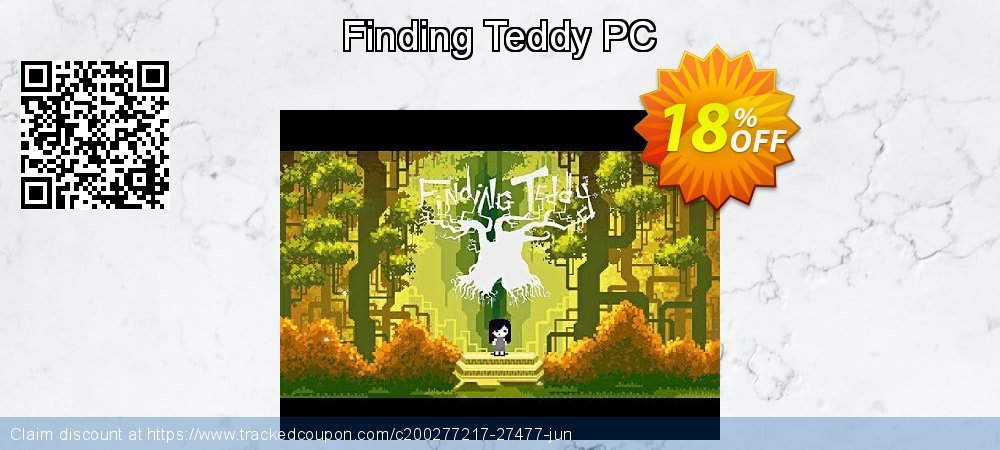 Get 10% OFF Finding Teddy PC offering sales