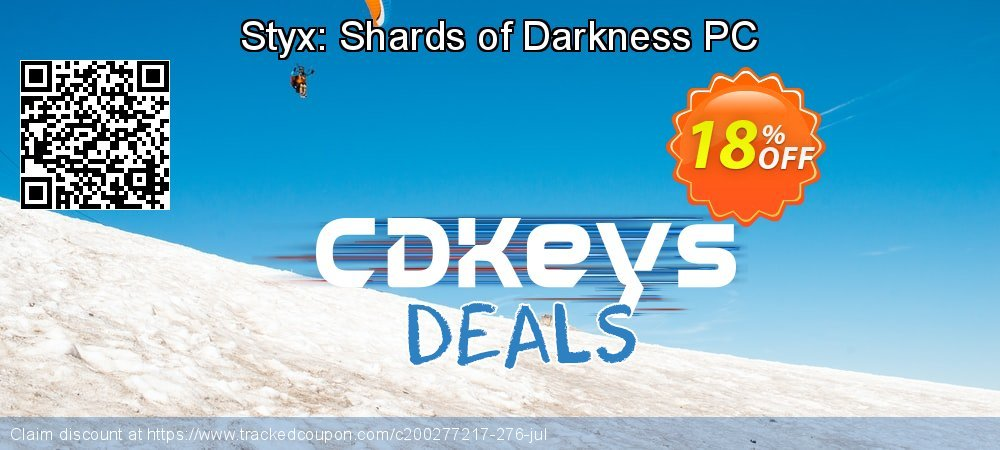 Styx: Shards of Darkness PC coupon on Parents' Day discount