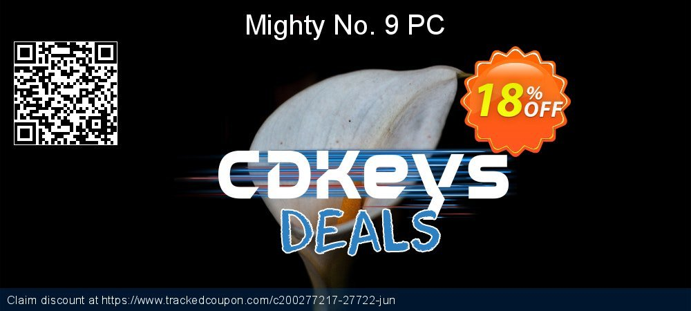 Get 10% OFF Mighty No. 9 PC discounts