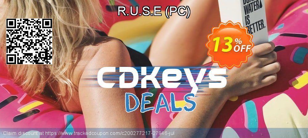 R.U.S.E - PC  coupon on Happy New Year deals