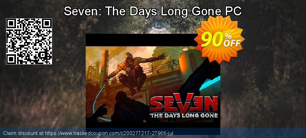 Get 93% OFF Seven: The Days Long Gone PC offering sales