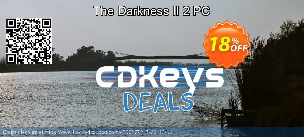 The Darkness II 2 PC coupon on Summer offer