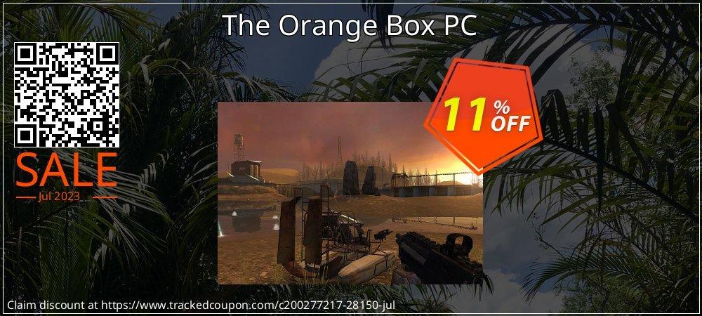 Get 10% OFF The Orange Box PC promo sales