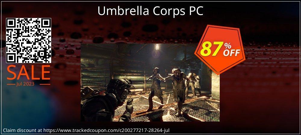 Get 90% OFF Umbrella Corps PC discount