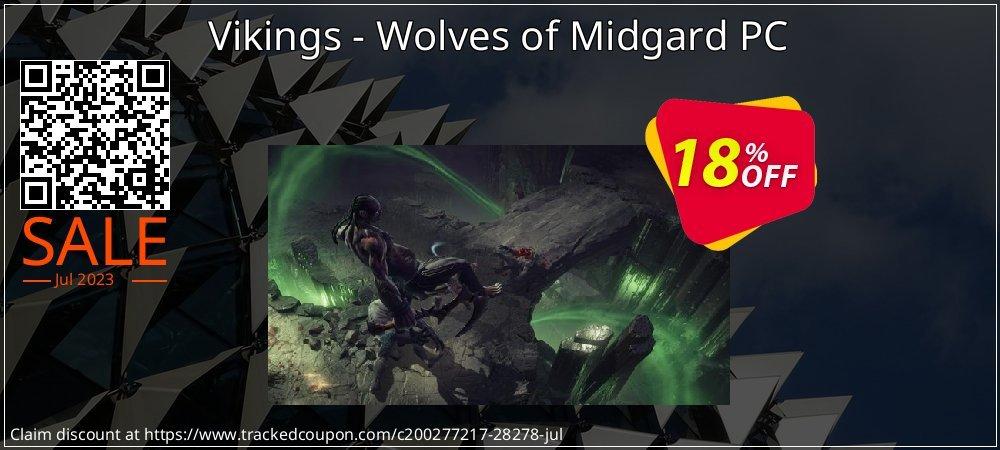Get 10% OFF Vikings - Wolves of Midgard PC offer