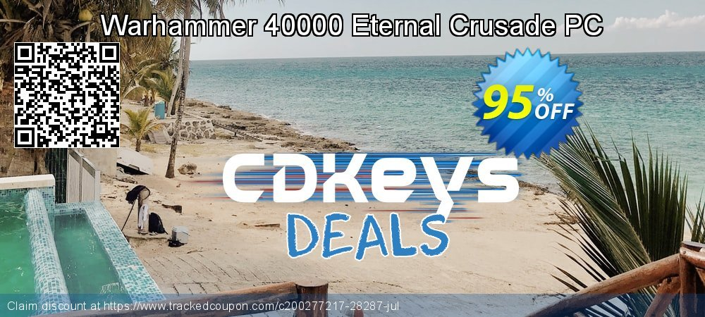 Get 86% OFF Warhammer 40000 Eternal Crusade PC promo sales