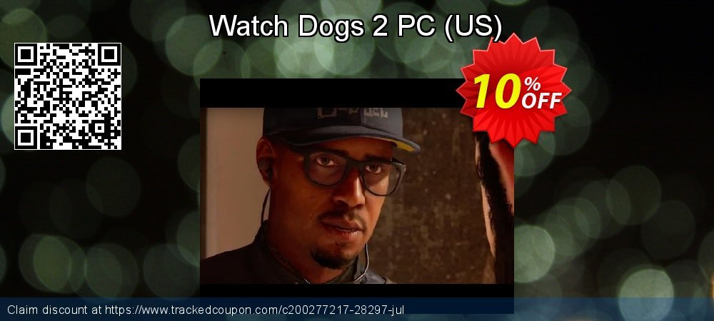 Watch Dogs 2 PC - US  coupon on Christmas discount