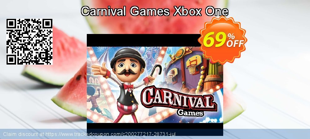 Get 57% OFF Carnival Games Xbox One offering sales