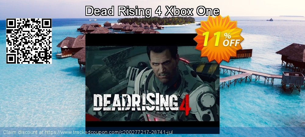 Dead Rising 4 Xbox One coupon on World Milk Day sales