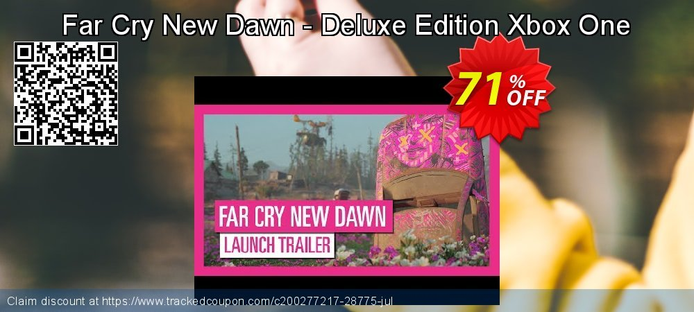 Far Cry New Dawn - Deluxe Edition Xbox One coupon on Camera Day discounts