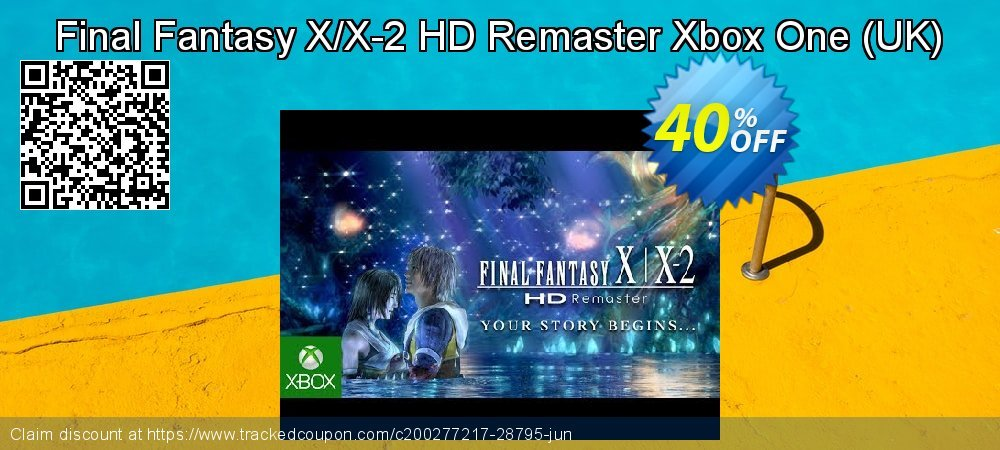 Final Fantasy X/X-2 HD Remaster Xbox One - UK  coupon on World Bicycle Day sales