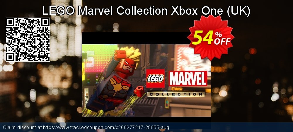LEGO Marvel Collection Xbox One - UK  coupon on Father's Day super sale