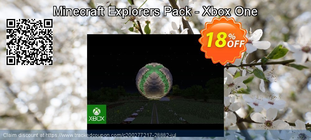 Get 10% OFF Minecraft Explorers Pack - Xbox One offering sales
