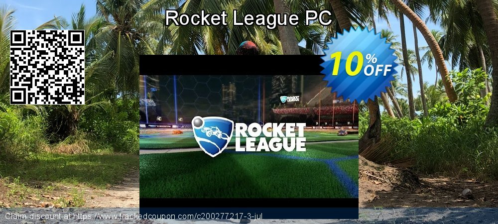 Rocket League PC coupon on Mothers Day discounts