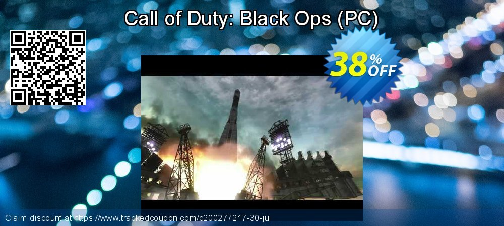Call of Duty: Black Ops - PC  coupon on Mom Day discounts