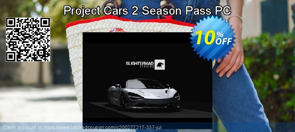 Project Cars 2 Season Pass PC coupon on World Population Day deals