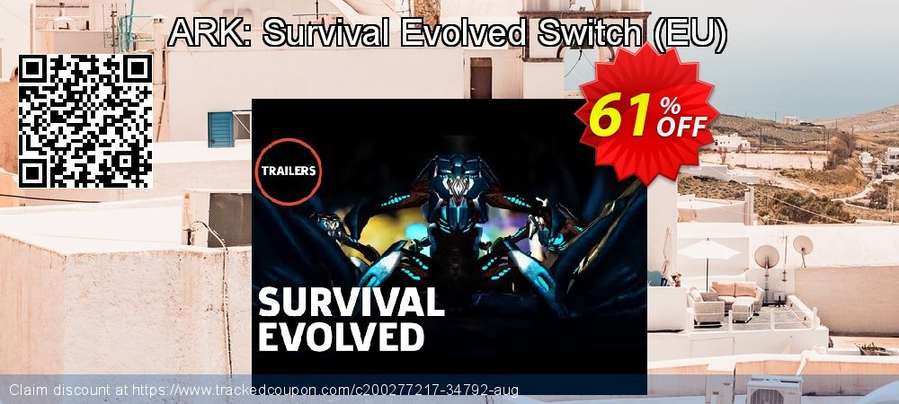 ARK: Survival Evolved Switch - EU  coupon on World Day of Music discount
