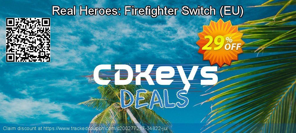 Real Heroes: Firefighter Switch - EU  coupon on Father's Day super sale