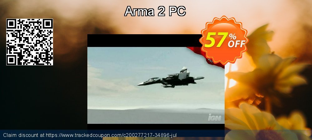 Get 81% OFF Arma 2 PC offering deals