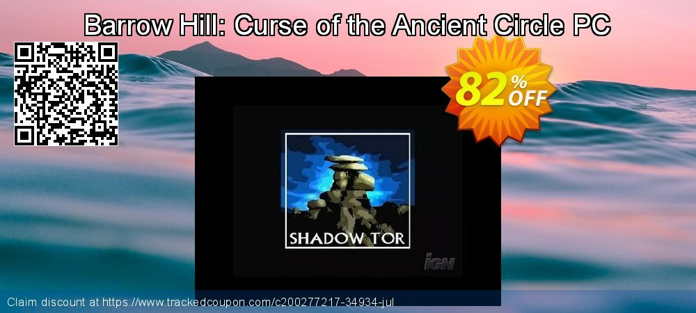 Get 79% OFF Barrow Hill: Curse of the Ancient Circle PC offering sales