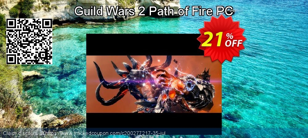 Guild Wars 2 Path of Fire PC coupon on Navy Day promotions