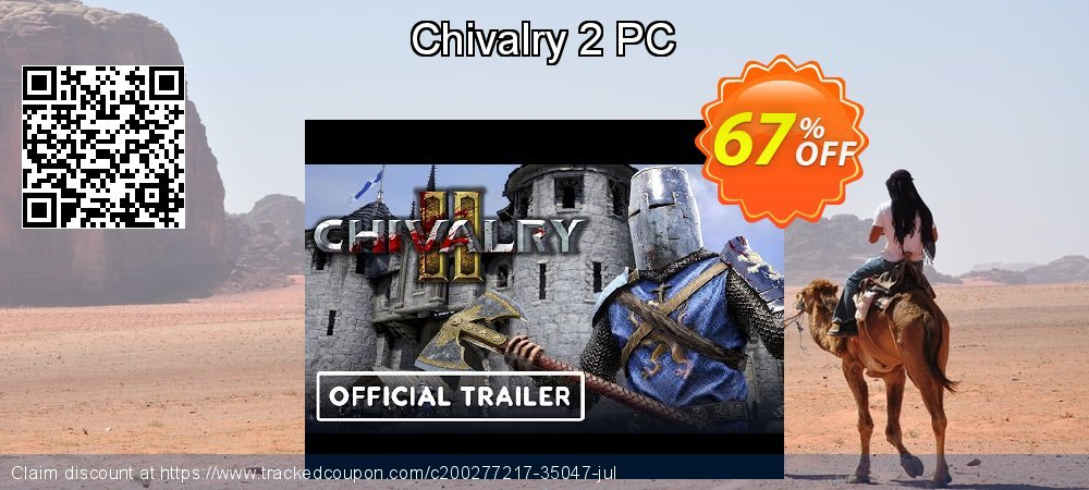 Chivalry 2 PC coupon on Egg Day super sale