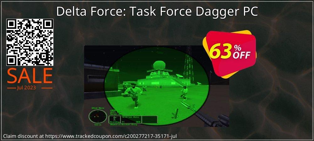 Get 67% OFF Delta Force: Task Force Dagger PC sales
