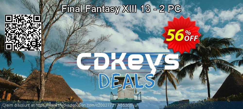 Get 67% OFF Final Fantasy XIII 13 - 2 PC offering sales