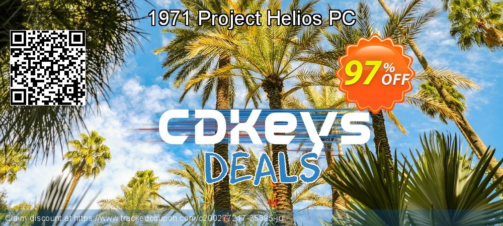 Get 96% OFF 1971 Project Helios PC offering sales