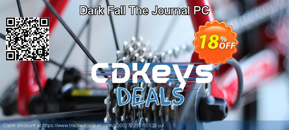 Get 10% OFF Dark Fall The Journal PC offering sales
