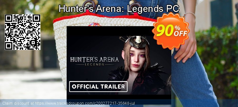 Hunter's Arena: Legends PC coupon on Mom Day discount
