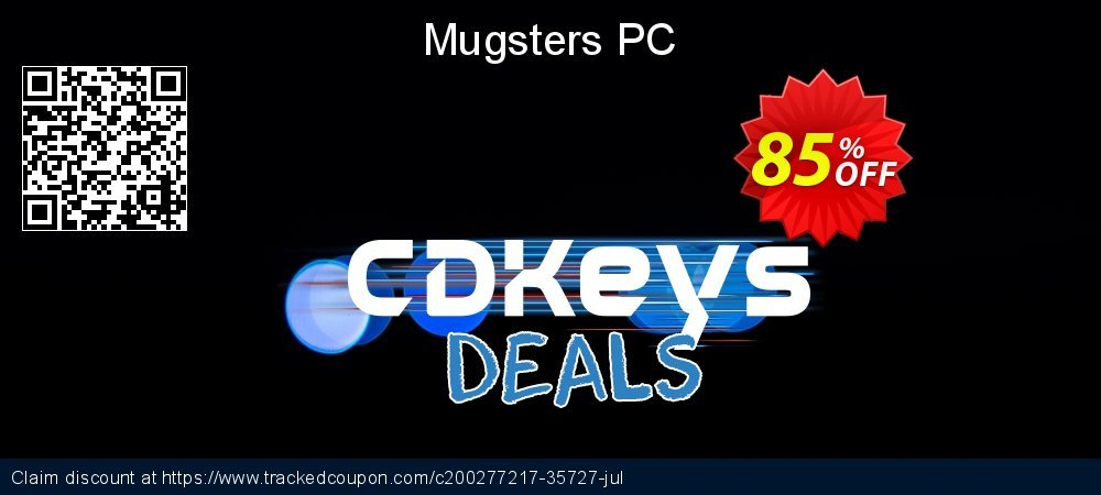 Mugsters PC coupon on National Singles Day offering sales