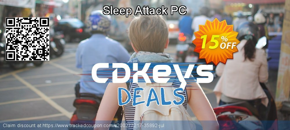 Get 10% OFF Sleep Attack PC offering sales