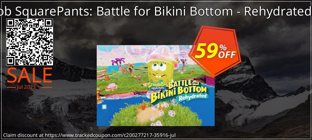 Get 58% OFF SpongeBob SquarePants: Battle for Bikini Bottom - Rehydrated PC + DLC sales
