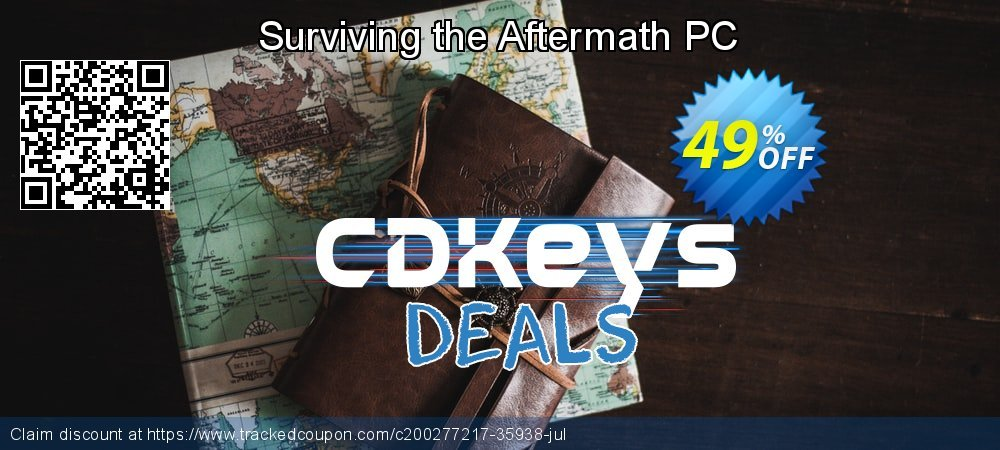 Get 46% OFF Surviving the Aftermath PC discount