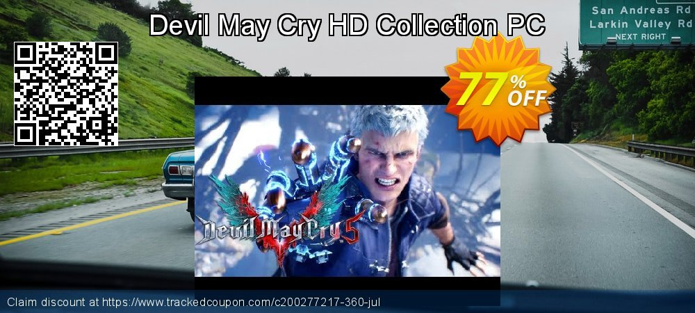 Get 52% OFF Devil May Cry HD Collection PC sales