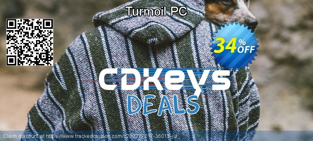 Turmoil PC coupon on IT Professionals Day offering sales