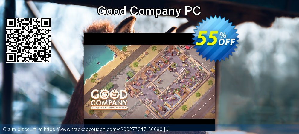 Get 57% OFF Good Company PC offering sales
