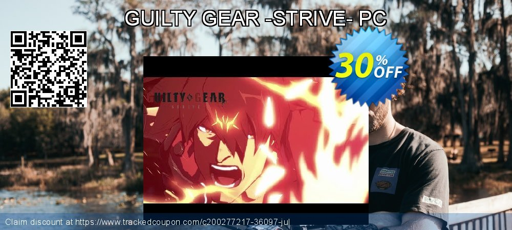 GUILTY GEAR -STRIVE- PC coupon on National Cheese Day discount