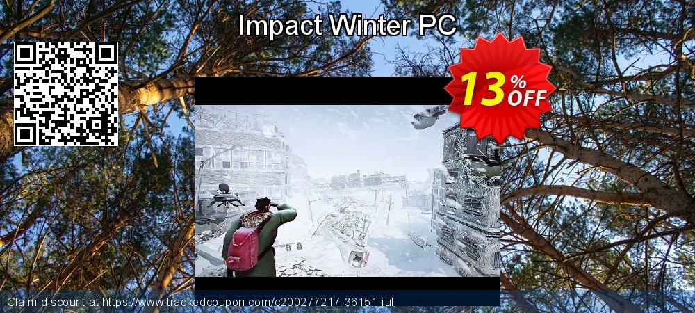 Get 10% OFF Impact Winter PC offering sales