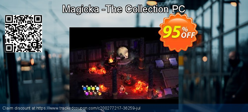 Get 95% OFF Magicka -The Collection PC discount