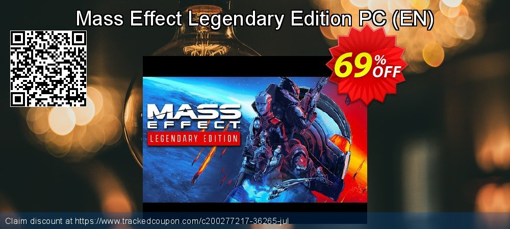 Mass Effect Legendary Edition PC - EN  coupon on Father's Day sales