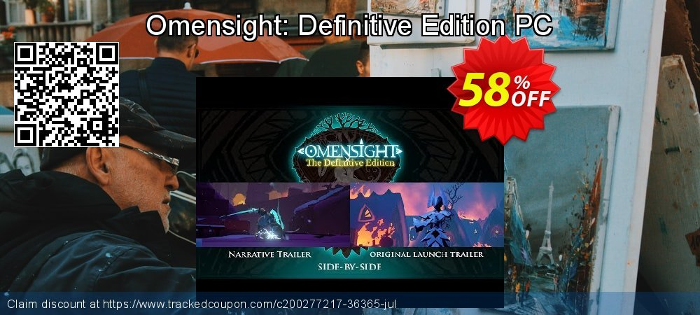 Get 56% OFF Omensight: Definitive Edition PC offering sales