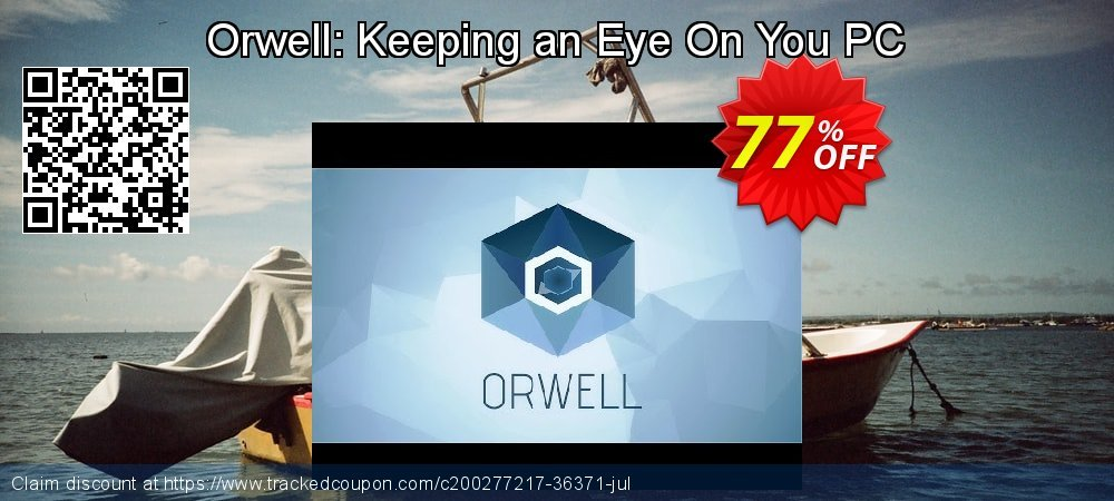 Get 88% OFF Orwell: Keeping an Eye On You PC promotions