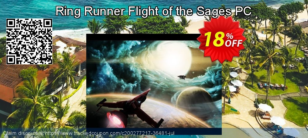 Get 10% OFF Ring Runner Flight of the Sages PC offering sales