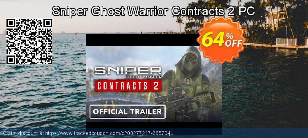 Sniper Ghost Warrior Contracts 2 PC coupon on Social Media Day promotions